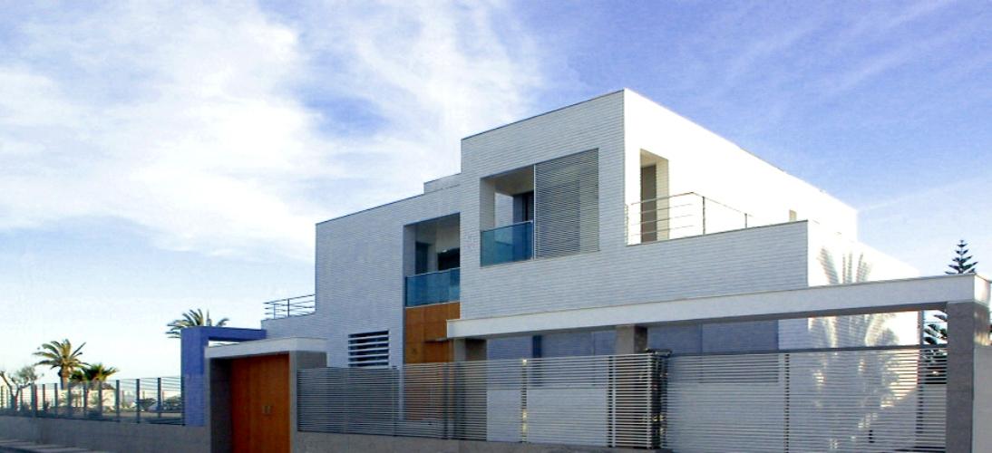 Arquitectos de casas unifamiliares arquitectos almeria - Arquitectos almeria ...