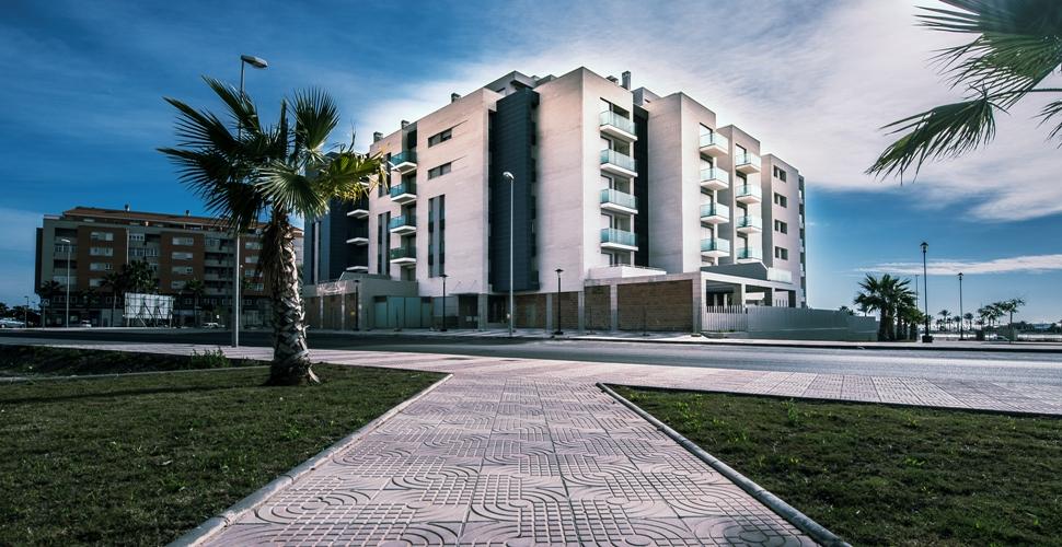 Arquitectos edificios arquitectos almer a - Arquitectos almeria ...