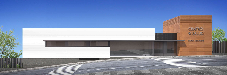 Arquitectos almeria arquitectura dotacional - Centro de salud aravaca ...