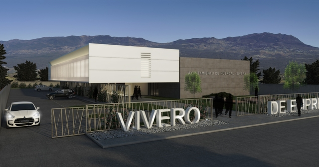 Viveros de la hoz gallery of jos mart viveros with for Viveros escalante